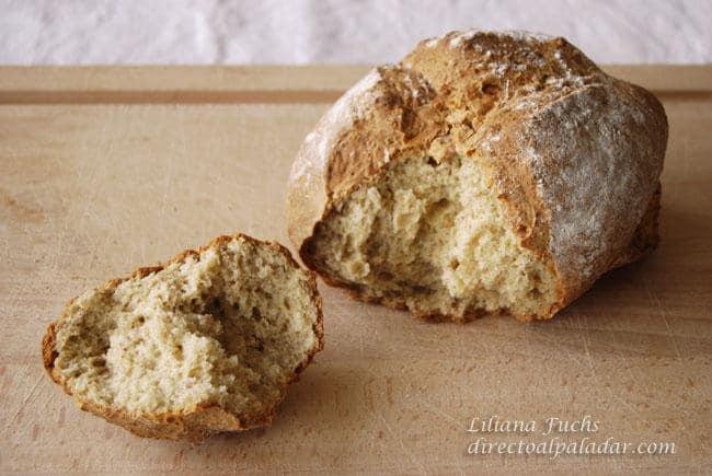imagen de bollo de pan